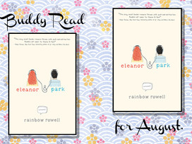 Eleanor & Park is our Buddy Read about teenage first love between two 'misfits'