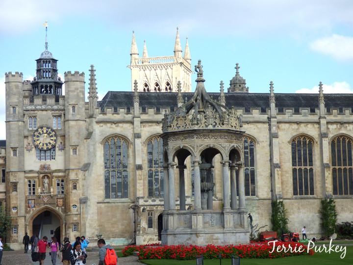 Cambridge, UK photo by Terrie Purkey