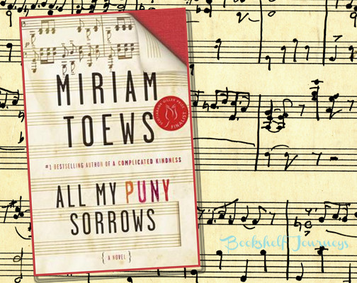 All My Puny Sorrows book cover