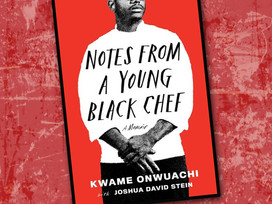 Notes From a Young Black Chef is one of our Buddy Reads for October