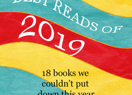 Our 18 BEST READS of 2019