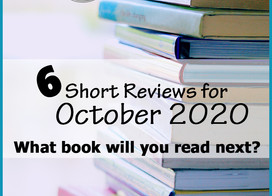 October Mini Reviews