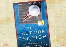The Last Mrs Parrish: devious social climbing woman sets her sights on a married man, and.....