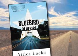 A black Texas Ranger tries to solve 2 murders in rural Texas - Bluebird, Bluebird, first in a series