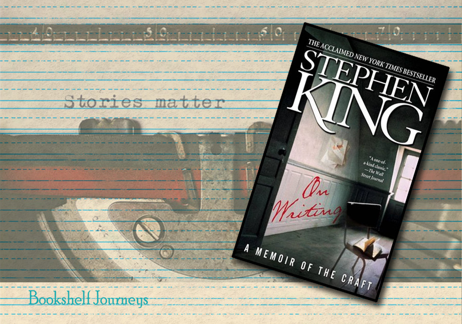 On Writing by Stephen King book cover