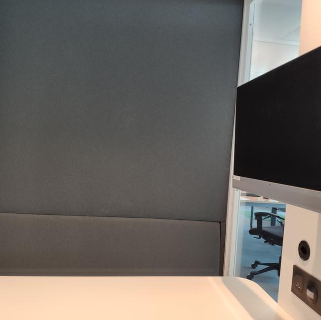 Intérieur cabine Blabla Cube Duo fabriquée en france