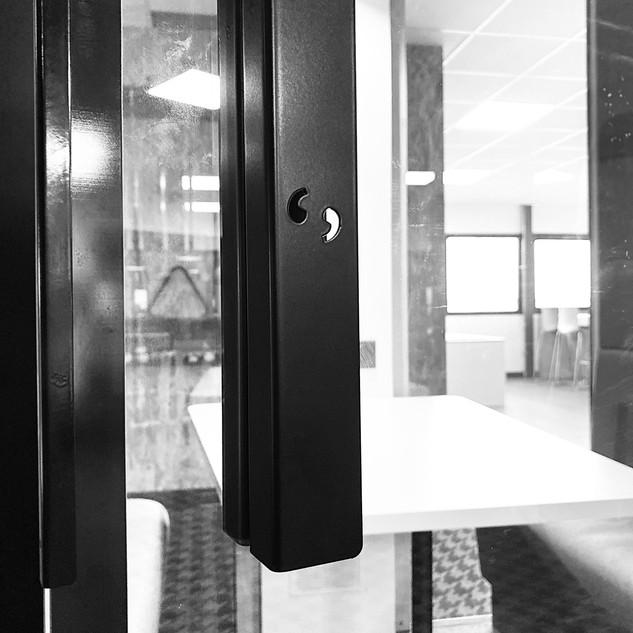 Poignée cabine Blabla Cube Quattro fabriquée en france