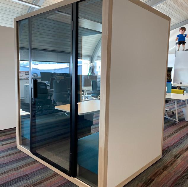 cabine Blabla Cube Quattro fabriquée en france