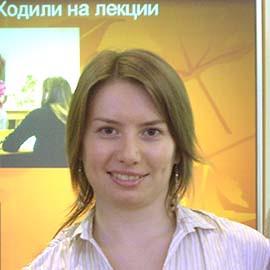 Колесова Анна Александровна