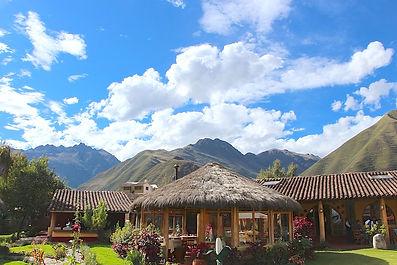 Peru Sacred Tours -Urubamba Luch stop