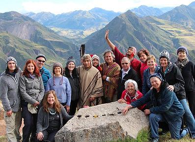 Peru Sacred Tours - Araypallpa UFO Stone