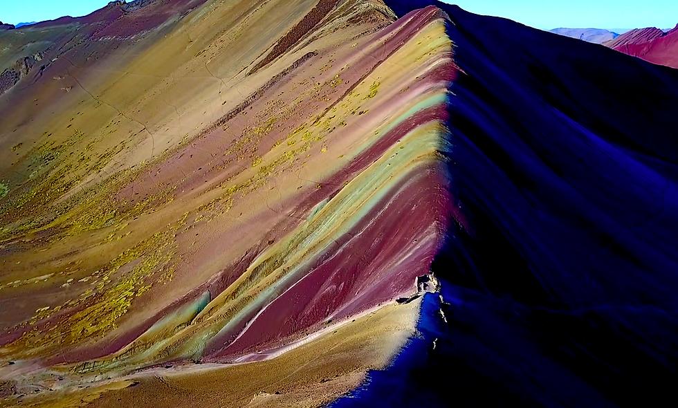Rainbow Mountain - One Day Tour