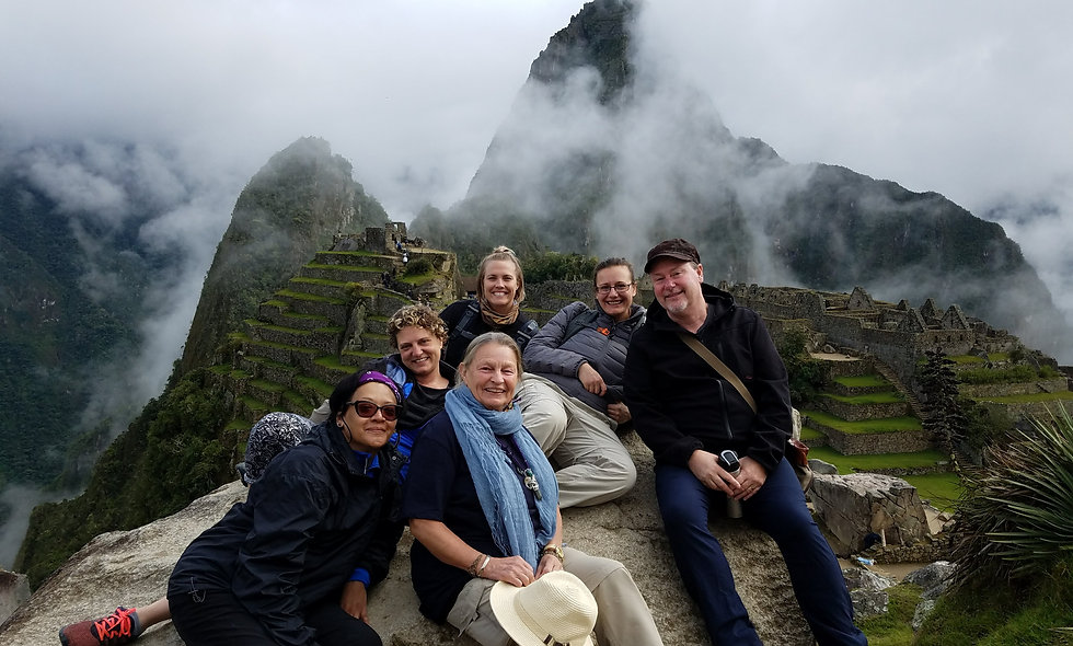 4 Day Machu Picchu * Sacred Valley * Cusco -  Guided Tour * Living Culture