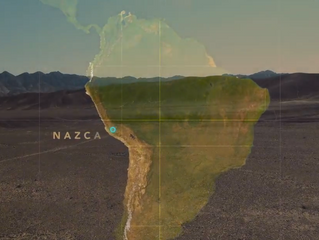 Nazca - Perú New Discoveries will change the world forever!