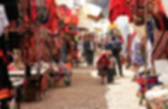Peru Sacred Tours - Pisac Market