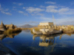 Peru Sacred Tours - Floating Island Puno