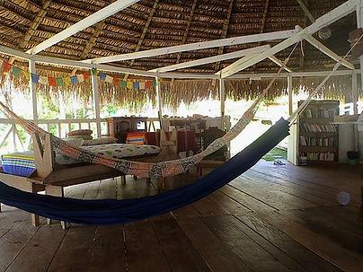 Peru Sacred Tours - Maloca Inside