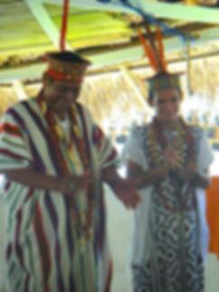 Peru Sacred Tours - Maestro and Bruns