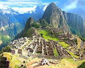 Peru Sacred Tours - Machu Picchu Sept 2010