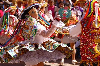 Peru Sacred Tours - Dancers