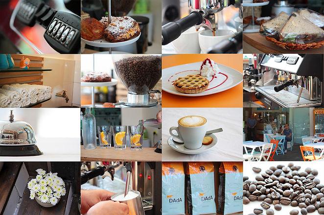 Кафе Коллаж