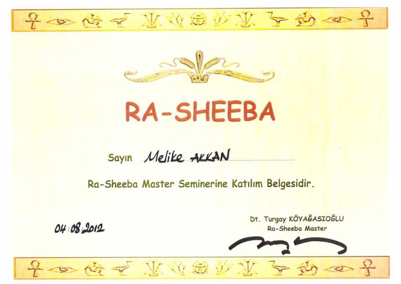 RA- SHEEBA