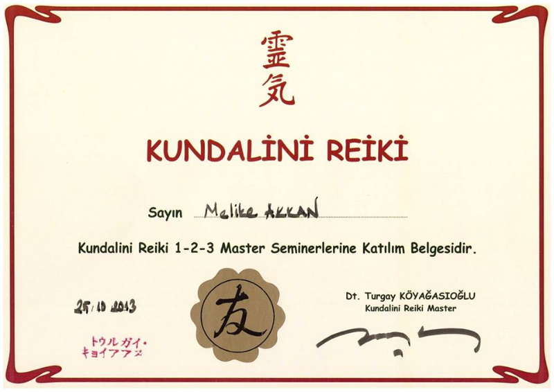 Kundalini 1-2-3