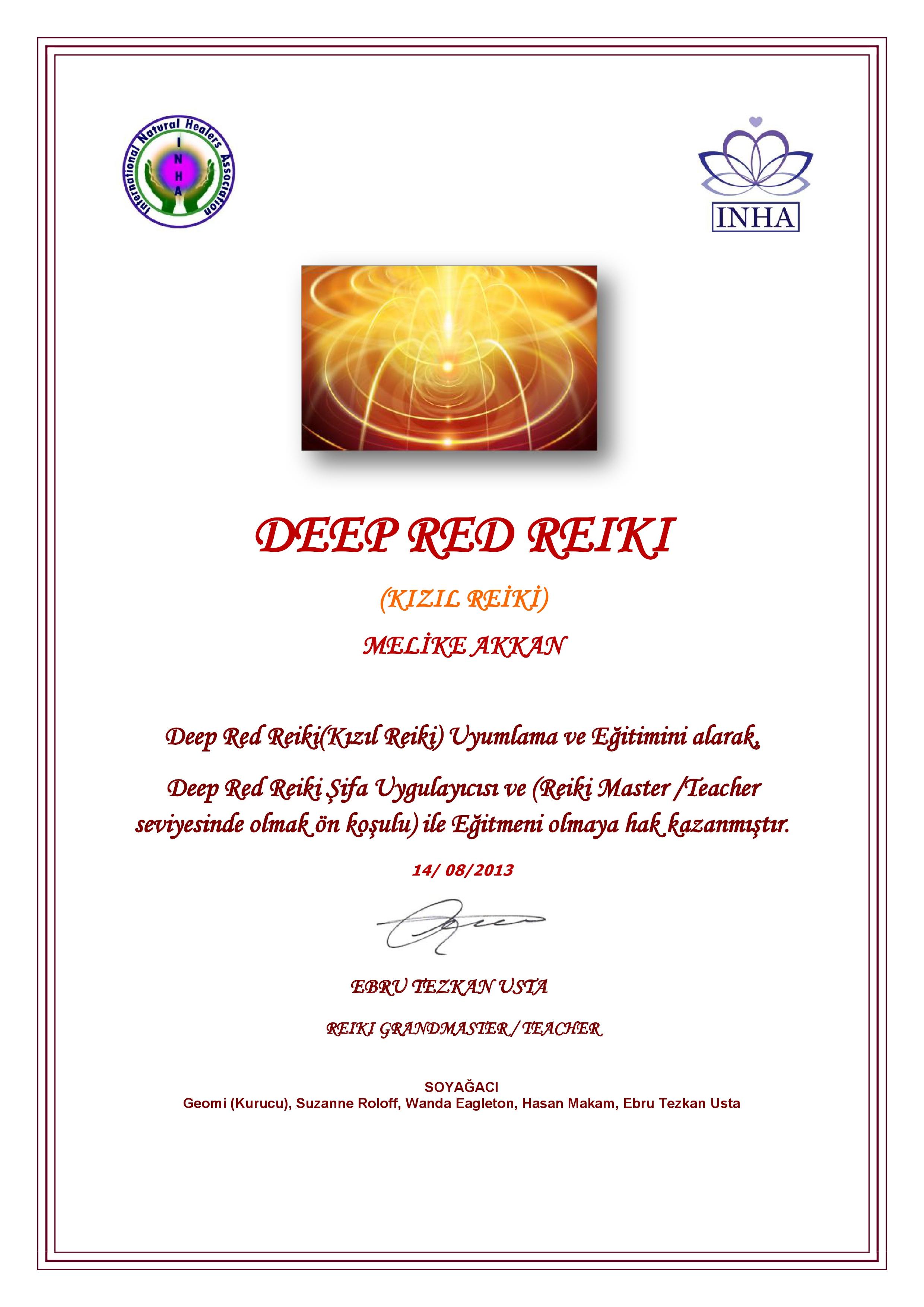 Deep Reiki