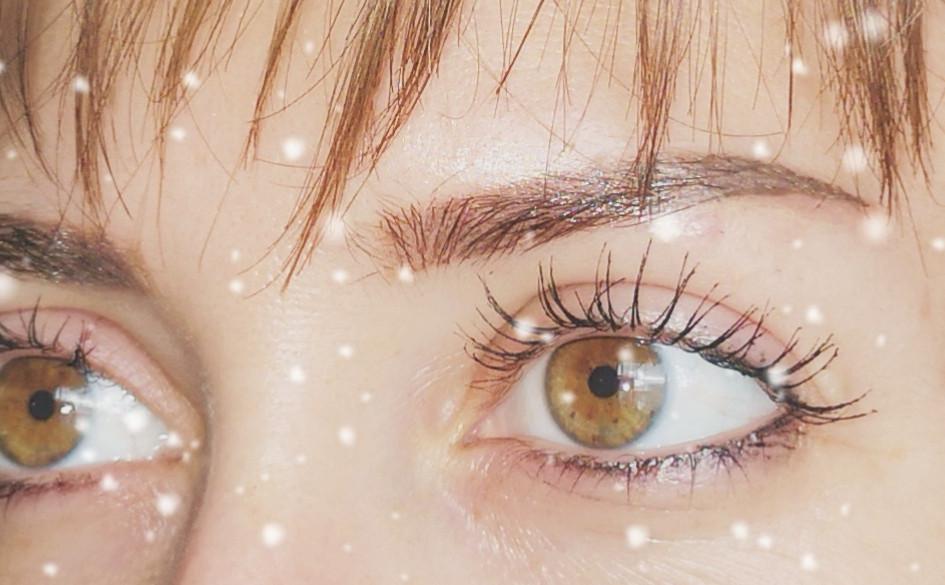 Ombrage dégradé sourcils