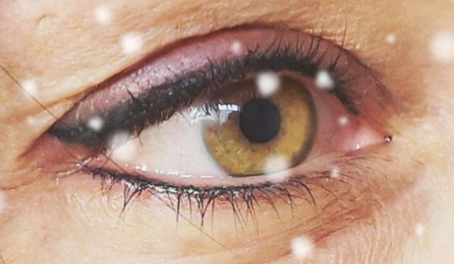 Création Eye liner