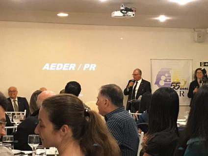 AEDER comemora seus 55 anos de história