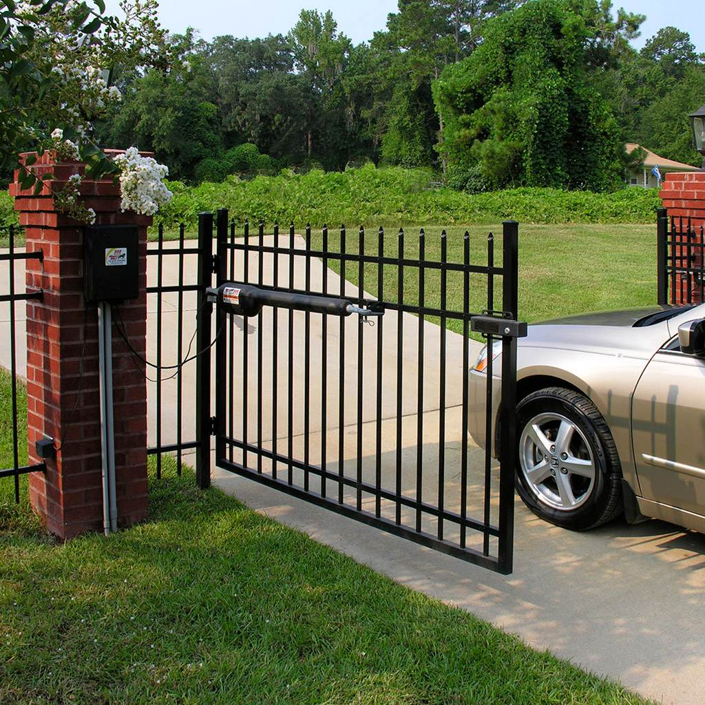 Cadie Smart Gate Automation