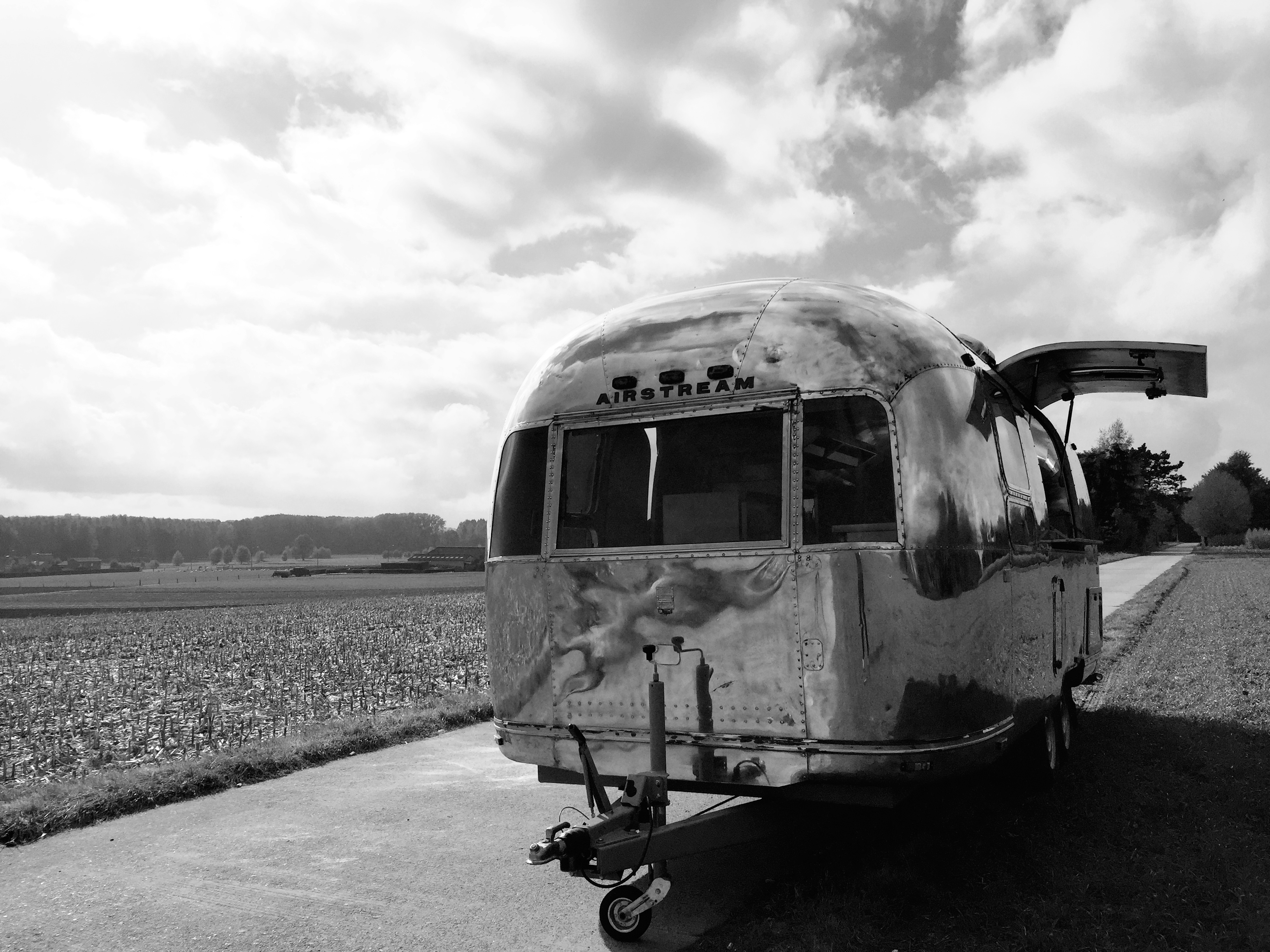 Airstream Mobile Kitchen