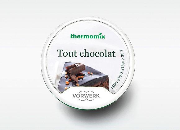 Clé recettes Tout chocolat