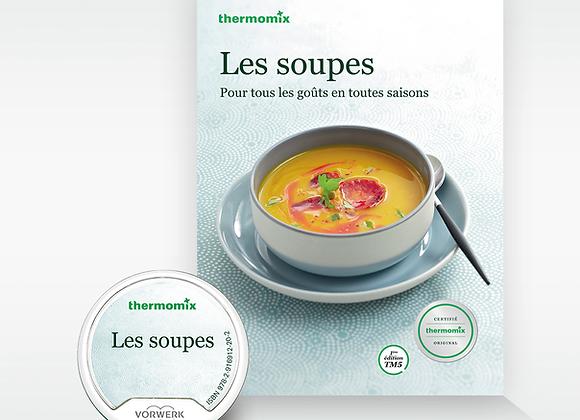 Pack recettes Les soupes