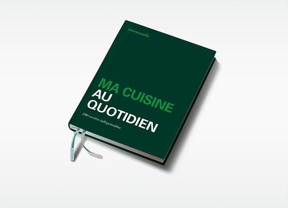 Livre Ma cuisine au quotidien