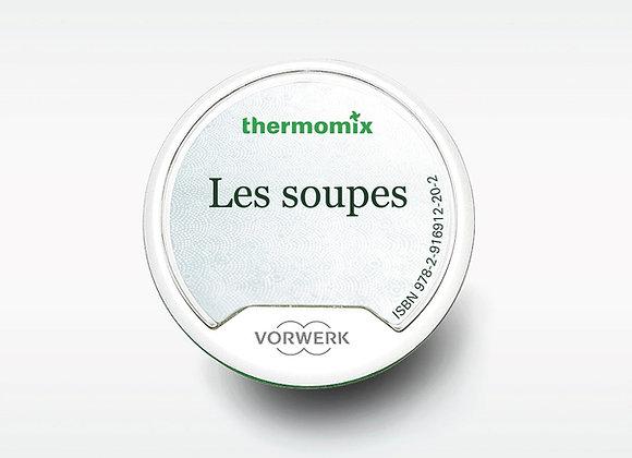Clé recettes Les soupes