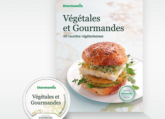 Pack recettes Végétales et Gourmandes