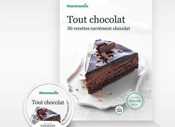 Pack recettes Tout chocolat