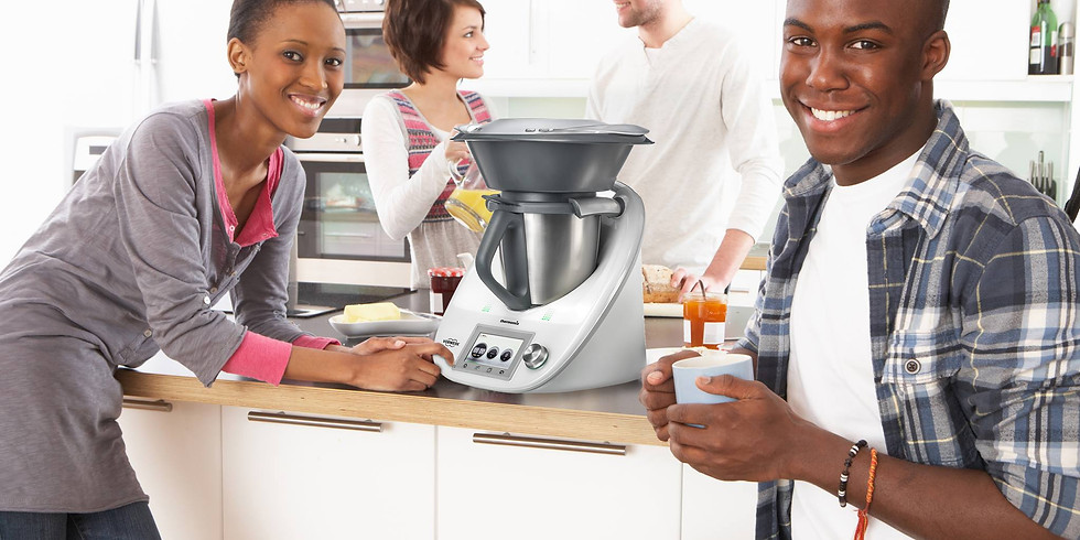 Recrutement Conseillers Thermomix GUADELOUPE
