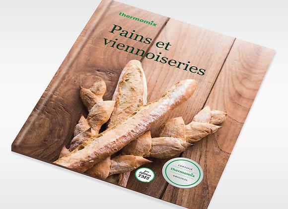 Livre pains et viennoiseries
