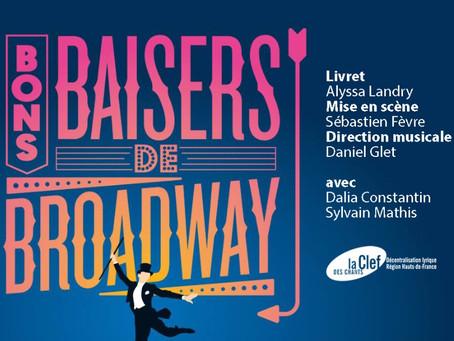 Bons Baisers de Broadway premiere