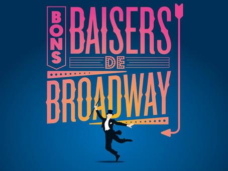 Bons Baisers de Broadway update - filling in the bones