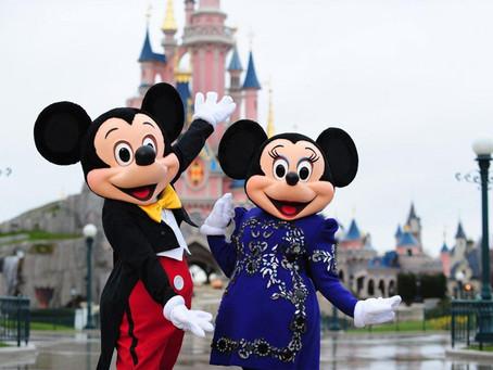 Designers of Dreams Fashion Show at Disneyland Paris