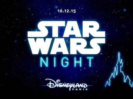 The Force Awakens at Disneyland Paris!