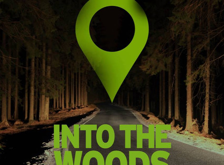 Into the Woods - the adventure begins!