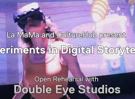 Experiments in Digital Storytelling