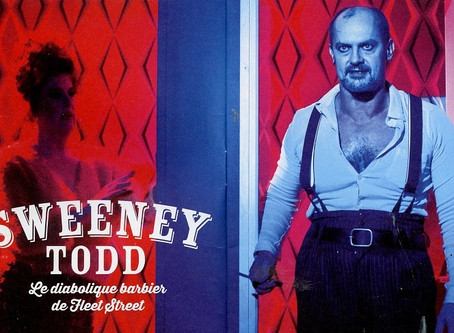 Sweeney Todd - coming to the Reims Opera