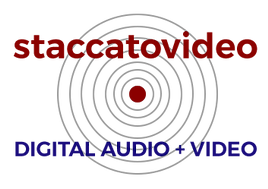 staccatovideo Logo