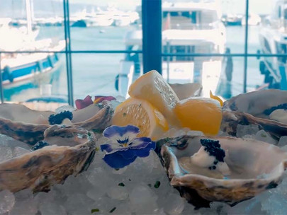 Promo videos for Oyster Bar Hams&Clams in Athens!